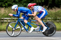 Bridlington Cycling Club 10 Mile TT V718 12th Aug 2017