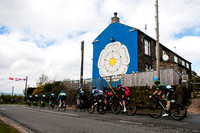 Tour De Yorkshire 2015 Stage 3 Wakefield to Leeds