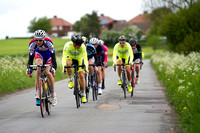 Masters - Juniors & Women's Yorkshire Regional Road Race Champs 2015
