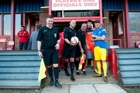 Bridlington Town v Garforth Town