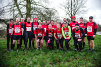 East Yorkshire Cross Country Round 4 Sledmere 2016