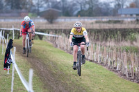 Cyclo Cross North of England Championship York Sport