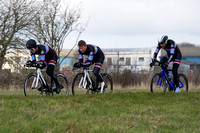 City Road Club Hull 3UP TTT V733 5th March 2016
