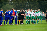 North Ferriby United V Harrogate Town 25th Aug 2014