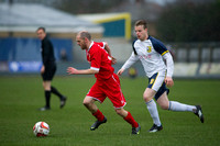 Bridlington Town V Tadcaster Albion 27th Dec 2014