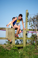 East Yorkshire Cross Country League Race 2 Drewton Woods 2014