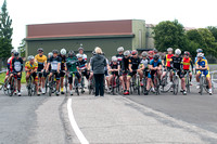 Airedale Olympic Criteriums at Dishforth