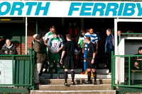 North Ferriby United V Oxford City - 1st November 2014