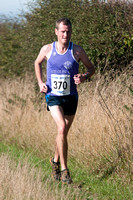 East Yorkshire Cross Country League R1 Bishop Wilton 2013